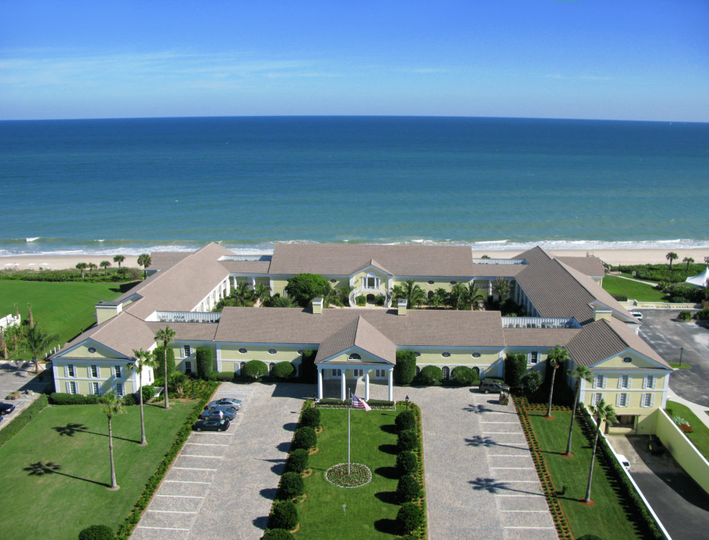 400 Beach Road (Aerial Front 3)